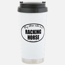 Racking Horse Stainless Steel Travel Mug