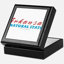 Arkansas - Natural State Keepsake Box