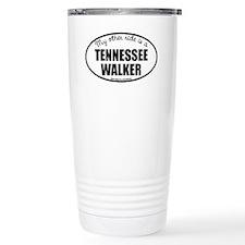 Tennessee Walking Horse Travel Coffee Mug