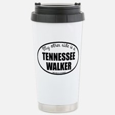 Tennessee Walking Horse Travel Mug