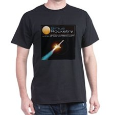 Basic Black Interrogator T-Shirt
