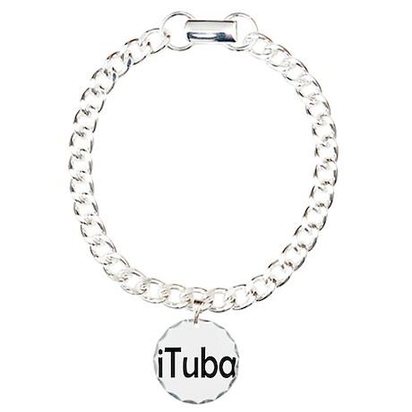 Music Charm Bracelet, One Charm