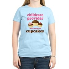 Funny Childcare Provider T-Shirt