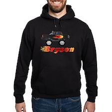 Bryson Monster Truck Hoodie