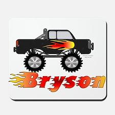 Bryson Monster Truck Mousepad