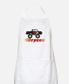Bryson Monster Truck Apron