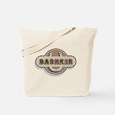 American Bashkir Curly Horse Tote Bag