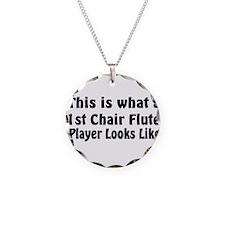 1st Chair Flute Necklace