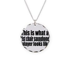 1st Chair Player Necklace
