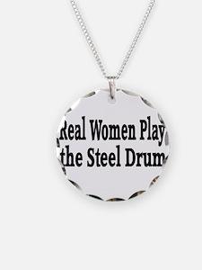 Steel Drum Necklace