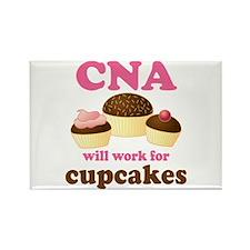 Funny CNA Rectangle Magnet