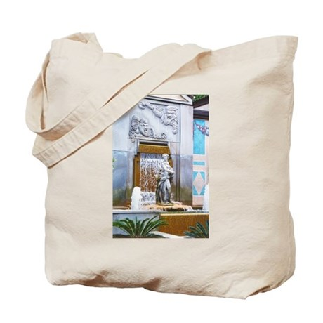Lady by the Water Tote Bag