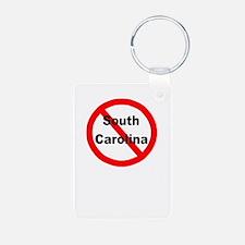 South Carolina Keychains