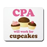 Cpa Classic Mousepad