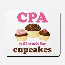 Funny CPA Mousepad