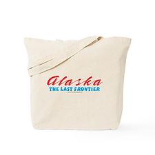 Alaska - Last frontier Tote Bag