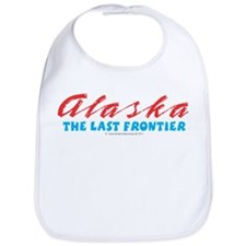 Alaska - Last frontier Bib