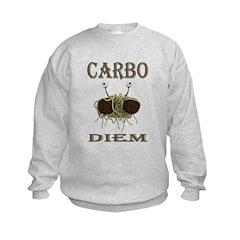 Carbo Diem Sweatshirt