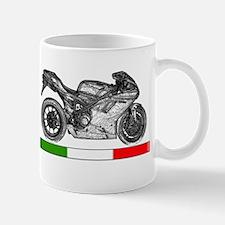 1198 Italian Bike Mug