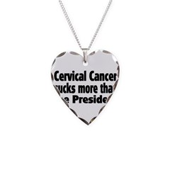 Cervical Cancer Necklace