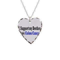 Colon Cancer Necklace