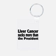 Liver Cancer Keychains