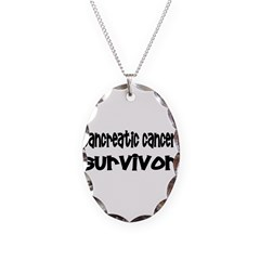 Pancreatic Cancer Necklace