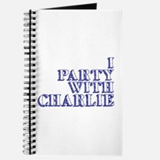 I Party With Charlie Journal