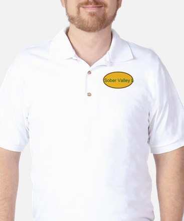 Sober Valley Lodge Golf Shirt