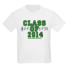 BandNerd.com: Class of 2014 T-Shirt