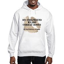 My Girlfriend Wears NG DCB Hoodie