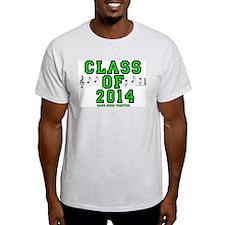 BandNerd.com: Class of 2014 T-Shirt