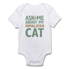 Himalayan Cat Infant Bodysuit