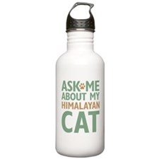 Himalayan Cat Water Bottle