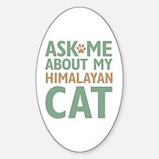 Himalayan Cat Decal
