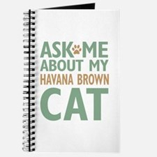Havana Brown Journal