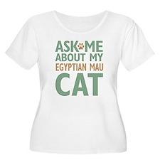 Egyptian Mau Cat T-Shirt