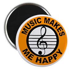 START THE MUSIC Magnet