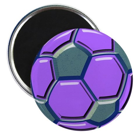Soccer Impressions Magnet