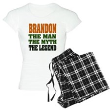 BRANDON - the legend pajamas