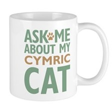 Cymric Cat Mug