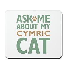 Cymric Cat Mousepad