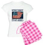 Without Dissent Women's Light Pajamas