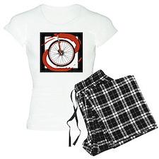 Bicycle Wheel Pajamas
