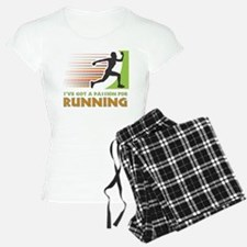 Passion for Running pajamas