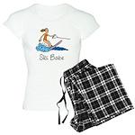 Ski Babe Women's Light Pajamas