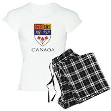 Canada Coat of Arms Pajamas