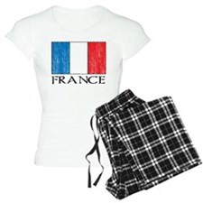 France Flag Pajamas