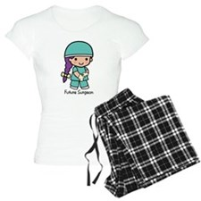 Future Surgeon girl Pajamas