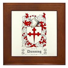 Dunning Framed Tile